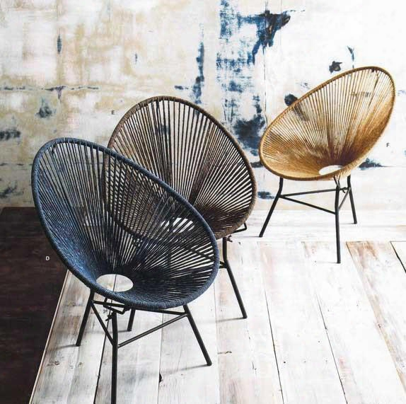 Ellipse Chairs By Roost