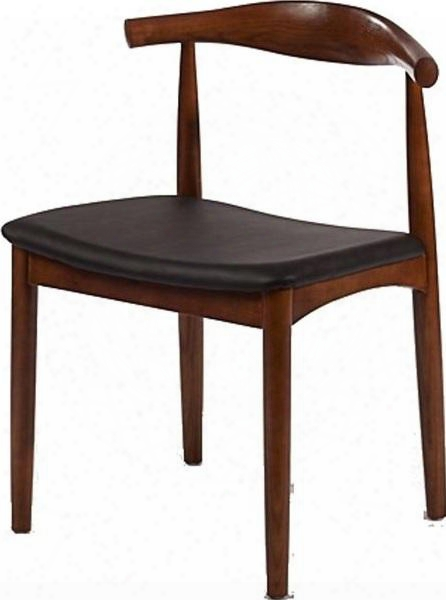Fmi10035-walnut Hansen Dinnig Chair