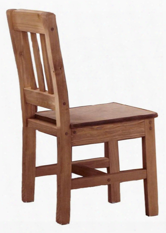 31600 Wooden Chair In The Opinion Of Solid Pine Wood Construction In Mahogany