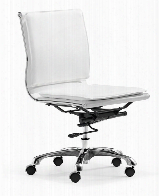 215219 Lider Plus Armless Office Chair