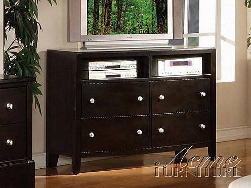 14307a Oxford Tv Console - Oversized