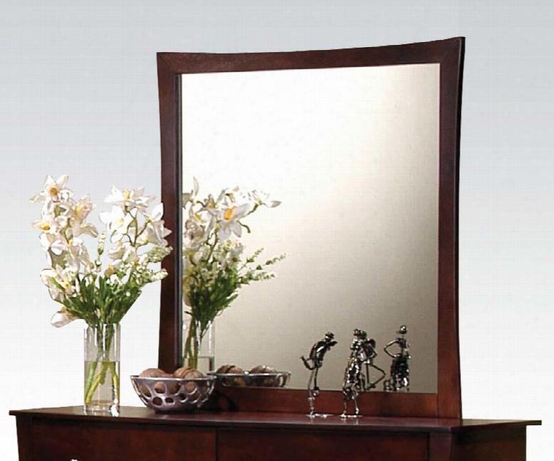 20164 Ridge Contemporary Mirror In