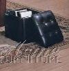 04397 Ashville Black Vinyl Storage