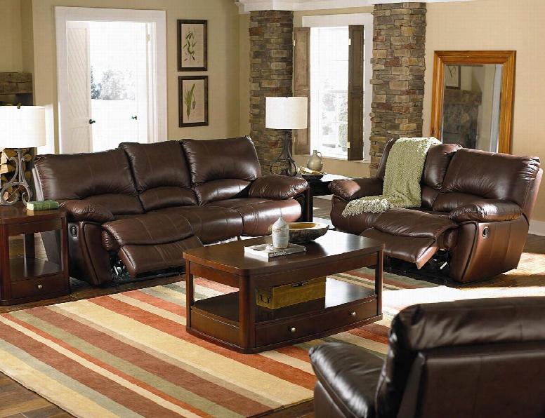 600281set3 Clifford Rocker Recliner 3-pc Sofa Set (sofa Loveseat And
