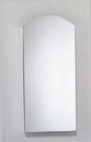 "Mp16d6abre 15 1/4"" Single Door Medicine Cabinet With Arched"