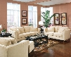 500231SET3 Park Place Contemporary 3 Pcs Living Room Set (Sofa Loveseat and