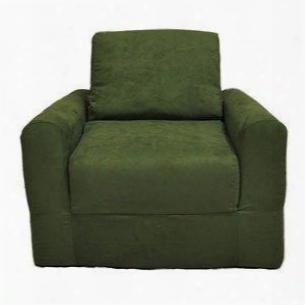 20233 Chair Sleeper Green Micro