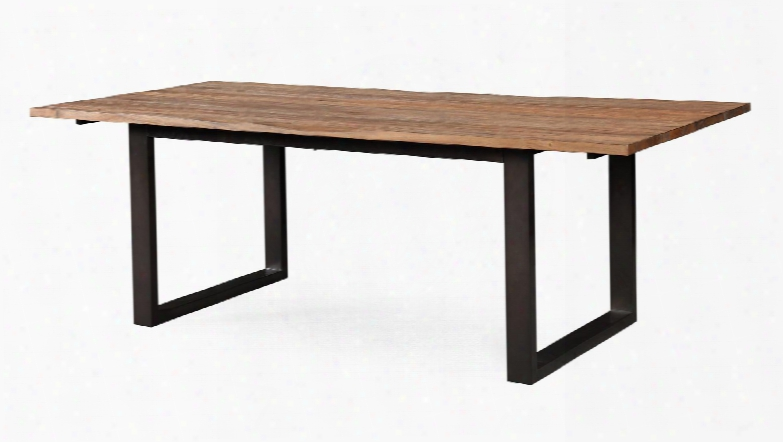 Carter Collection Tov-g5482 Rustic Elm