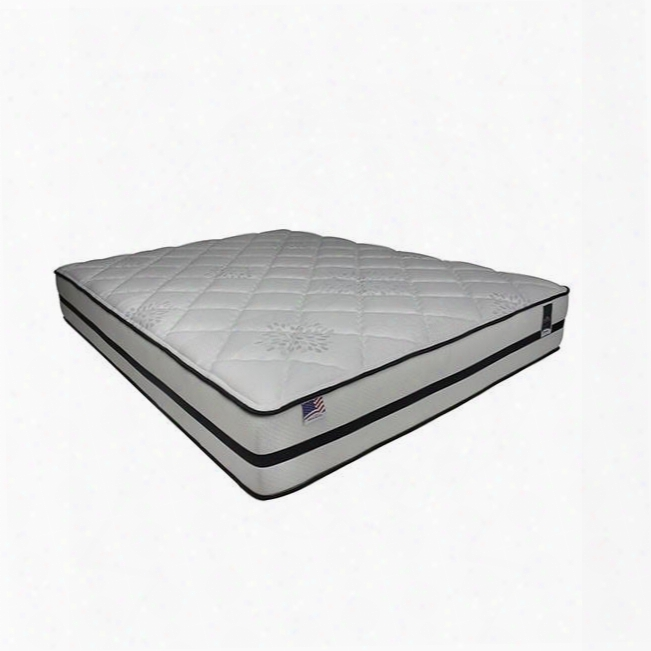"""Laken Dm141q-m 11.5"""" Tight Top Mattress - Queen With Quilting: Soft Stretch Knit Cover Safety: 16 Cfr Part 1633 Flammability Standard Approved Edge Support:"""