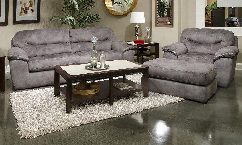 Atlee Collection 44312pcqarmkit1p 2-piece Living Room Sets With Sofa Beds And Living Roo Chair In