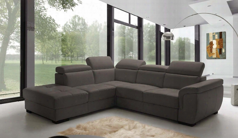 """Freedom Collection I17639 114-94"""" Sectional Left Facing With Sofa Bed In"""