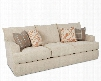 "Oliver Collection K41400-S-JO-MT-TM 91"" Sofa with Track Arms T-Shaped Cushions and Polyester Fabric Upholstery in Jessie"