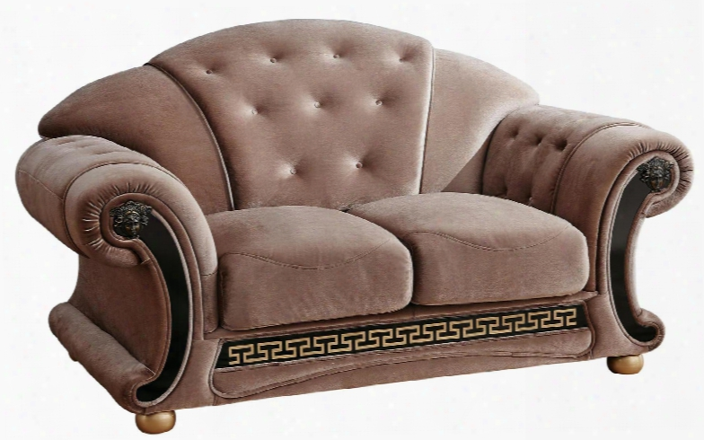 """Versachi Collection I17658 69"""" Loveseat In"""