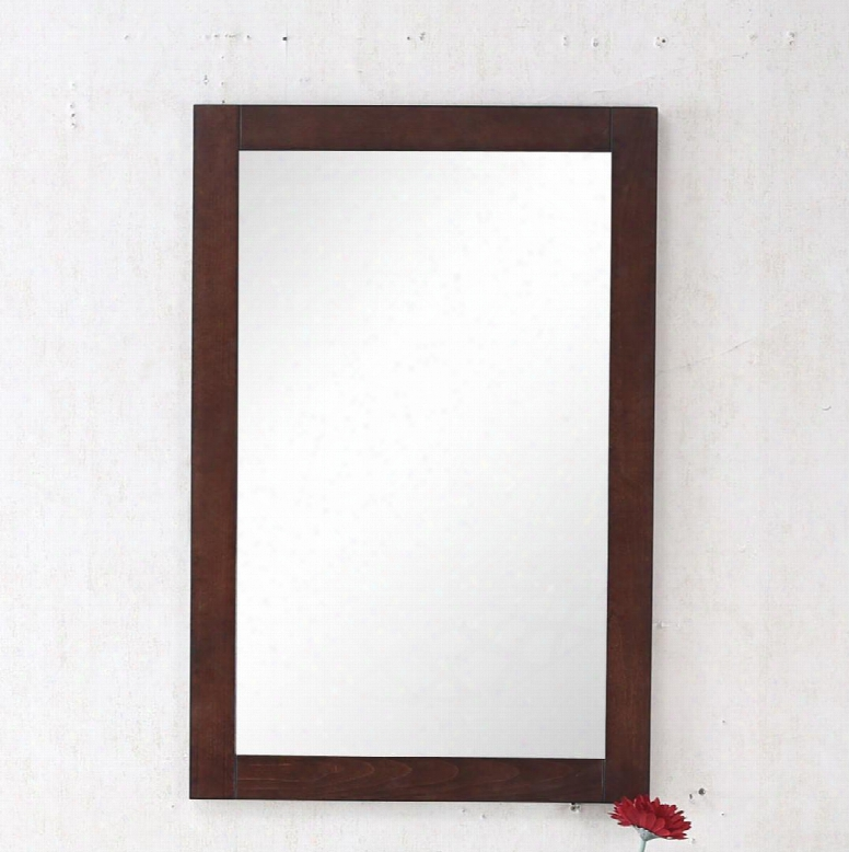 """Wlf7022-m 20"""" Mirror Made With Mdf And Glass In Royal"""