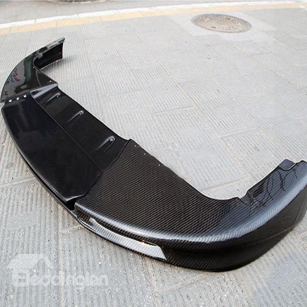 Roadster Style Sport Ccarbon Fiber Front Lip Spoiler