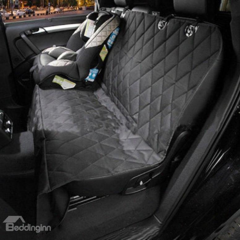 Car Rear Seat Pet Mats Let Your Pet More Comfortable
