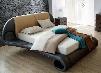 Modrest Sienna Modern Leather Bed