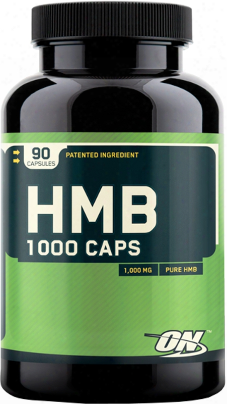 Optimum Nutrition Hmb 1000 Capx - 90 Capsules