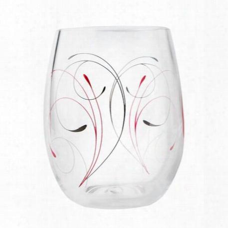 Coordinatesã'â® Splencor 16-oz Acrylic Stemless Wine Tumbler