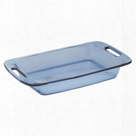 Easy Grabã'â® 3-qt Oblong Baking Dish, Atlantic Blue