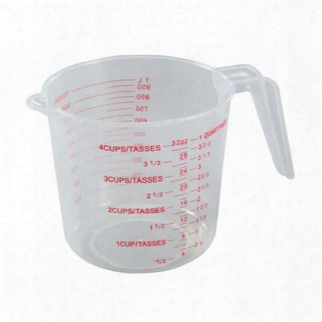 Essentials 4 Cup Measuring Cup