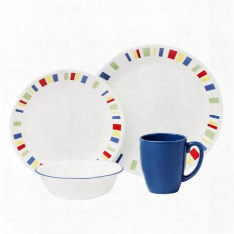 Livingwareã¢â�žâ¢ Memphis 16-pc Dinnerware Set