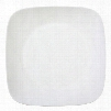 "Squareâ""¢ Pure White 10.5"" Plate"