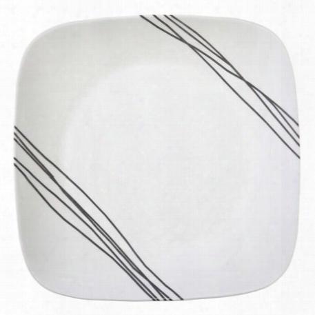 "Squareã¢â�žâ¢ Simple Ssketch 10.5"" Plate"