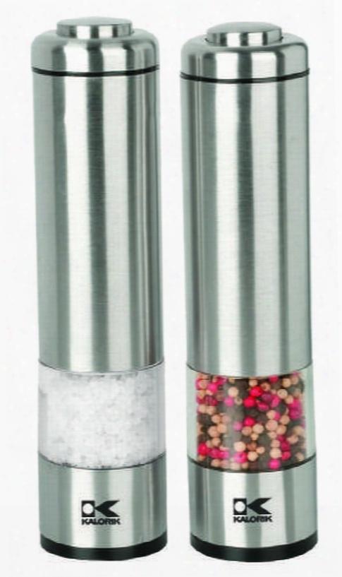 Ppg 26914 Electric Salt And Pepper Grinder