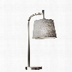 4070-22 Blake Table Lamp Brushed Steel