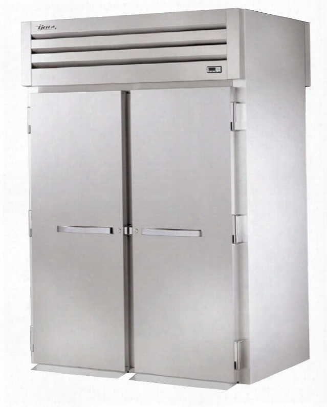 Sta2rrt89-2s-2s Spec Series Two-section Roll-thru Refrigerator With 80 Cu. Ft. Capacity Incandescent Lighting 134a Refrigerant And Solid Front And Rear