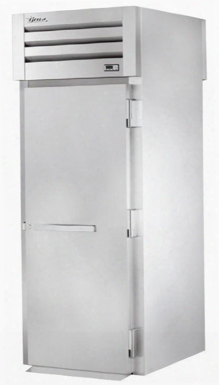 Stg1rrt89-1s-1s Spec Series Roll-thru Refrigerator With 37 Cu. Ft. Capacity Incandescent Lighting 134a Refrigerant And Solid Front And Rear