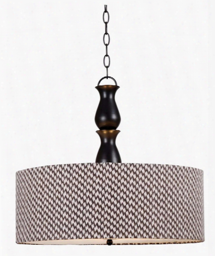 93315orb Rumba 3 Light Pendant In Oil Rubbed Bronze