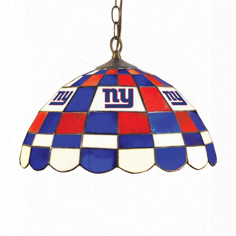 154-1013 New York Giants Imported 16 Glass Pub