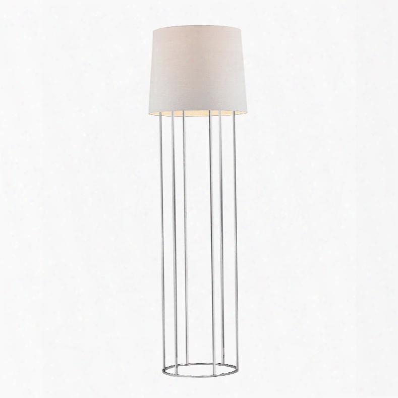 Barrel Frame Floor Lamp Design By Lazy Susan