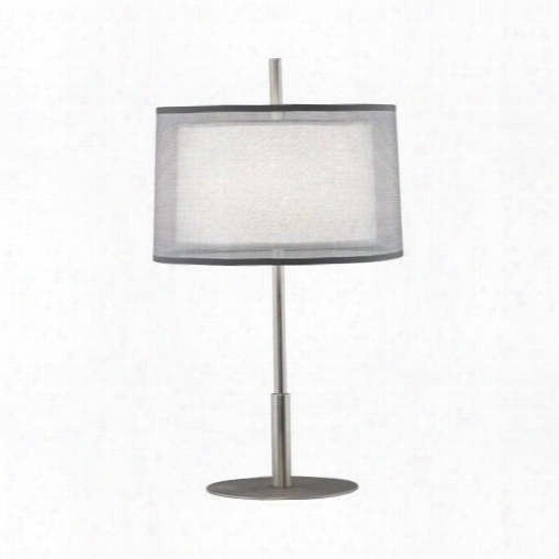 Saturnia Collection Accent Lamp Design By Robert Abbey
