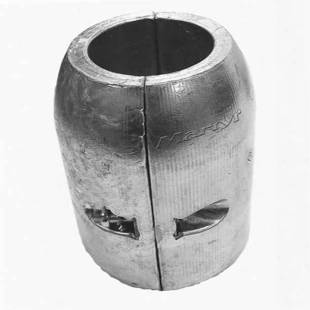 Martyr Aluminum Clqmp Shaft Anode, 1 1/8