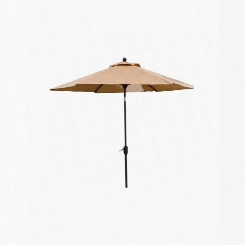Hanover Outdoor Monacoumb Table Umbrella For The Monaco Outdoor Dining Collection