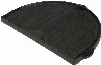 Primo 360 Half Moon Cast Iron Griddle For Oval 400
