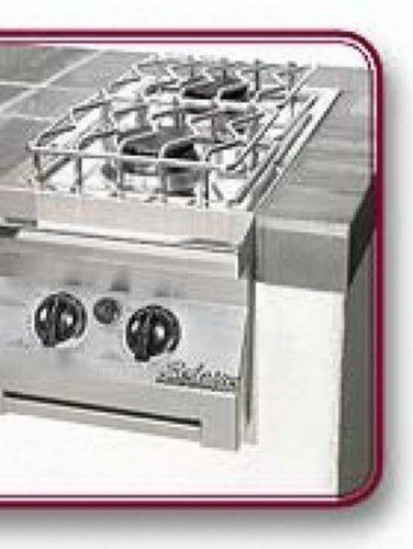 Sol-irsb-14sm-lp Double Side Mount Side Burner Liquid