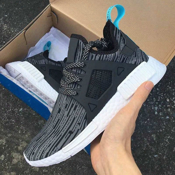 Nmd Xr1 Running Shoes Green Duck Camo Sports Sneakers Men Fall Olive Green White Duck Camo High Quality Footwear Men And Women Outdoor Shoes