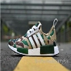 hot sale ultra Boost NMD Runner Primeknit PK XR1 camo purple green Sports Shoes Men Women nmds sneaker Outdoor fashion casual running 36-45