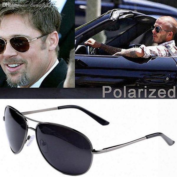 Hot Sale-men's Fashion Polarized Sunglasses Outdoor Driving Ultraviolet A103 Suca