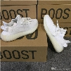 2017 Original boost 350v2 Mens and Womens sply 350 v2 boost in Triple White 350 V2 Fashion Running Shoes Sports Sneakers With Box