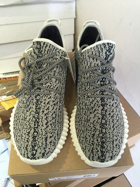 Best Quality 350 Boosts Pirate Black Boosts 350 Turtle Dove Gray Sneaker Oxford Tan Moonrock Boosts 350 Shipping Via Dhl