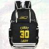 Stephen Curry backpack MVP star fans daypack Best player schoolbag Basketball rucksack Sport school bag Outdoor day pack