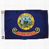 "Taylor Made Idaho State Flag, 12"" x 18"