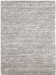 Shimmer 100% Bamboo Viscose Rug in Silver design by Calvin Klein Home