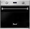 Viking RVSOE330BK 30 Inch Single Electric Wall Oven with 4.3 cu. ft. TruConvec Convection Oven, Self-Clean, 10-Pass Broiler, Concealed Bake Element, Meat Probe, Star-K Certified Sabbath Mode, TruGlide Racks and Star-K Certified: Black