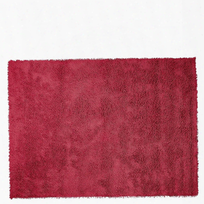 Shoreditch Cranberry Rug Design By Designers Guild